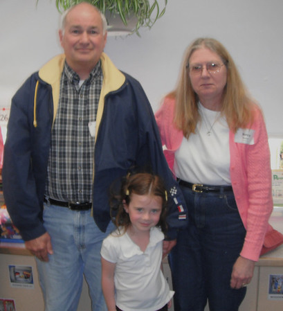 SPECIAL FRIENDS/GRANDPARENTS DAY