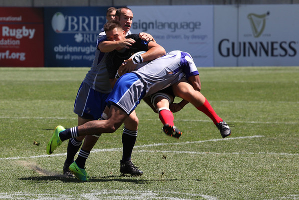 2012 International Defense 7's