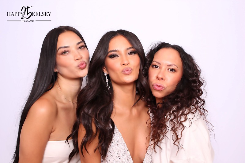 Kelsey's 25th Birthday (SkinGlow Booth)
