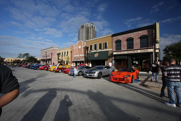 Cars N Coffee Houston 11-7-09