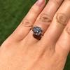 3.30ct Vintage Asscher Cit Diamond GIA J VS1 13