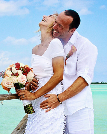 Cristiano & Alberta | Destination Wedding | St. Theresa's Catholic Church | Exuma, Bahamas