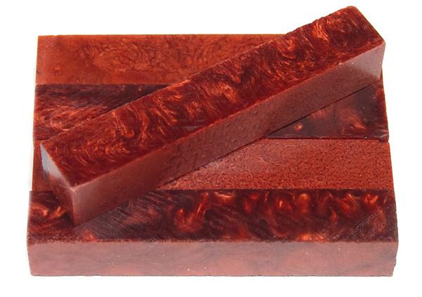 Molten Copper Swirl