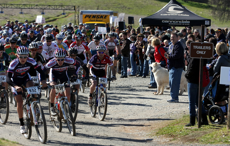 2010 Cool Mountain Bike Race