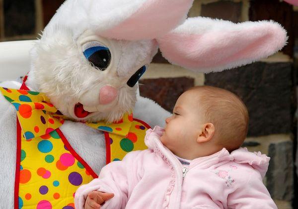 Easter Egg Hunt 2005