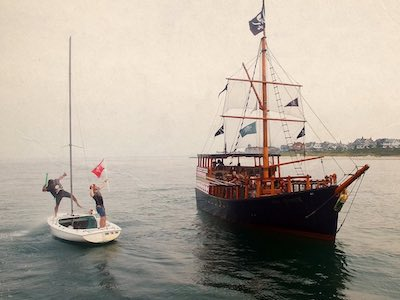 What to do on Martha's Vineyard - Pirate Adventures