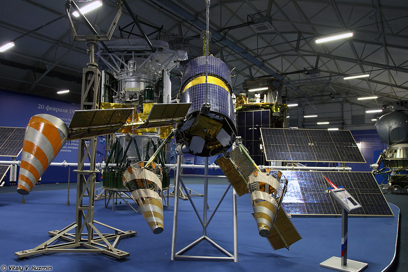 Космический аппарат Гонец-М (Gonets-M spacecraft)
