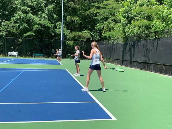Tennis Team State Tournament
