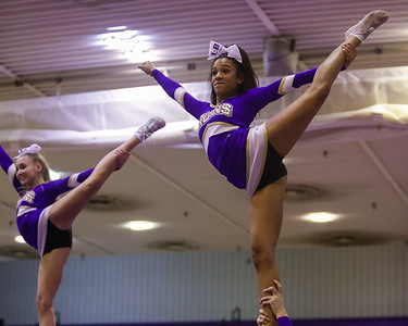 District Cheer Competition 3/15/21