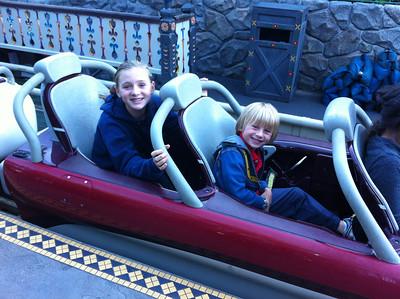 Disneyland, Soccer & More