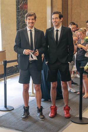 Evan + Addison   City Hall NYC Wedding