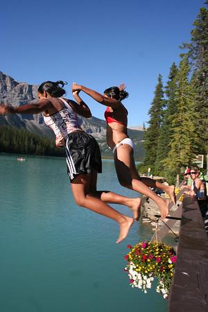 Banff to Waterton Vacation
