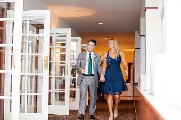 Reception - Stephanie and Sam
