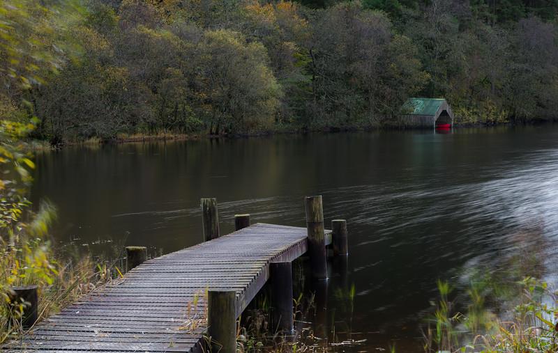 Loch Ard - Stirlingshire - Scotland (October 2019)