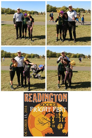 Readington Fright Fest 2016