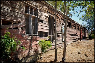 Pacific Southwest Railway Museum, Campo, Ca