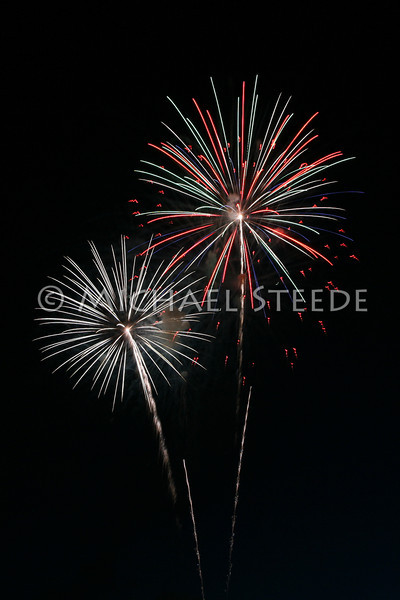 7-4-09 Fireworks