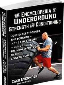 Encyclopedia of Underground Strength and Conditioning