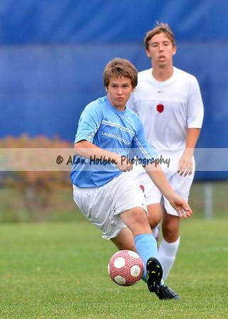 Boys JV Soccer - Lansing Catholic at Mason