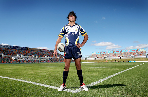 North Queensland Cowboys 2007