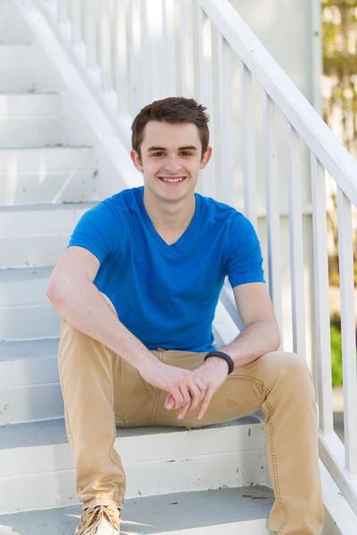 Aaron Travers Senior Pics