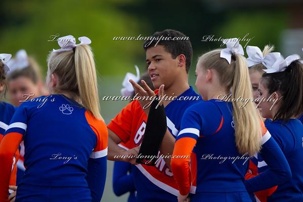 Cheerleaders @ Cass 20 Sept 2013