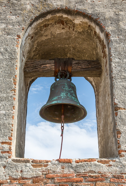 Bell at Mission San Juan Capistrano.jpg