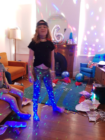 Ruby birthday party 2020