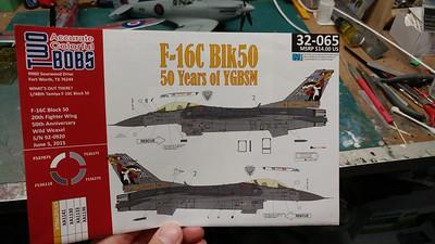 "F-16 CJ ""YGBSM"""