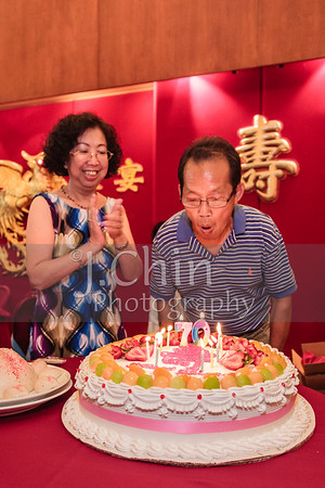 Shiu Kou Ma's 70th birthday