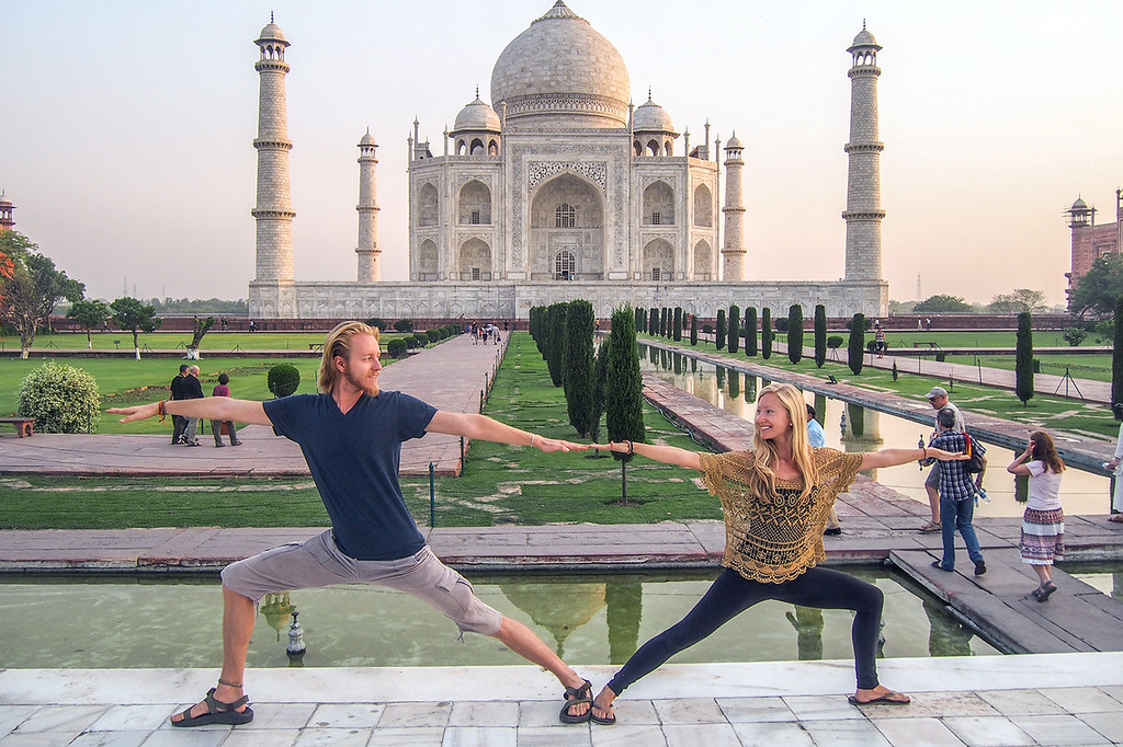 Traveling Jobs Yoga