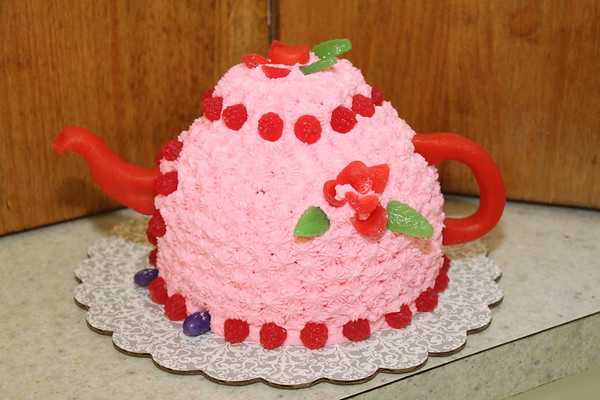 Red Hat Society Afternoon Tea