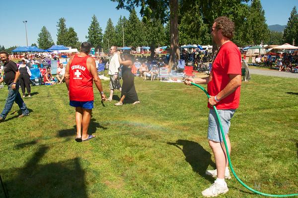 Mt. Baker Blues Festival 2012