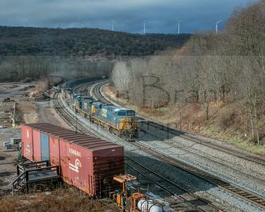 Western Maryland Scenic Railroad - December 2018