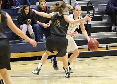 Kennedy vs. Xavier Girls' Basketball 2/7/17
