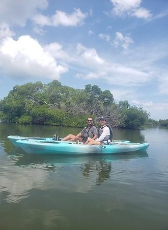 9AM Mangrove Tunnel Kayak Tour - Dodge