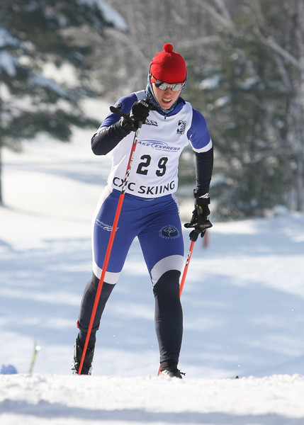 Cross Country Skiing - 2009-2010 Season