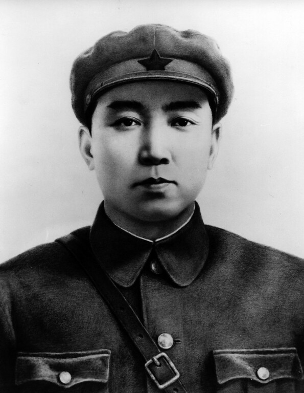 . In this undated photo from North Korea\'s official Korean Central News Agency, distributed by Korea News Service, leader Kim Il Sung when he established the People\'s Anti-Japanese Guerilla Army. (Korean Central News Agency/Korea News Service via AP Images)