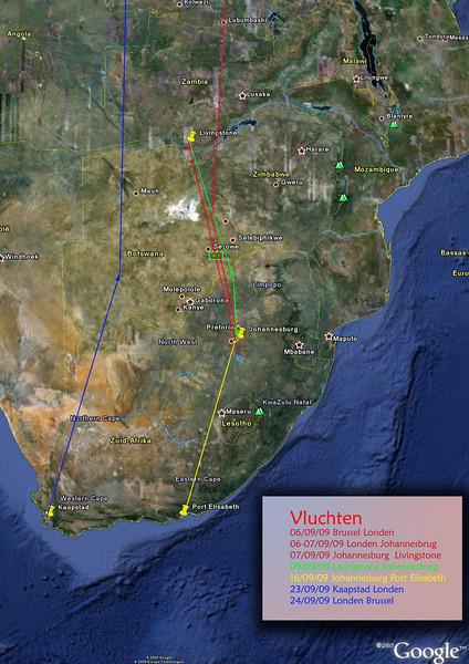 Zambia & South Africa 2009