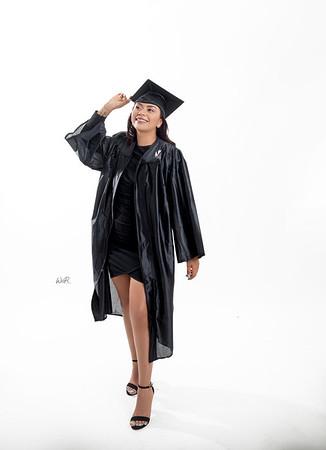 Estibalin's Graduation Portraits