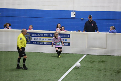 Halifax Girls U8 November 16, 2019 Chaos vs Thunder Slime