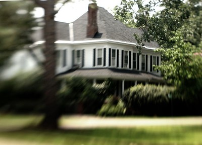 Photos taken in Aiken, SC, with Lensbabies 2.0 Lens