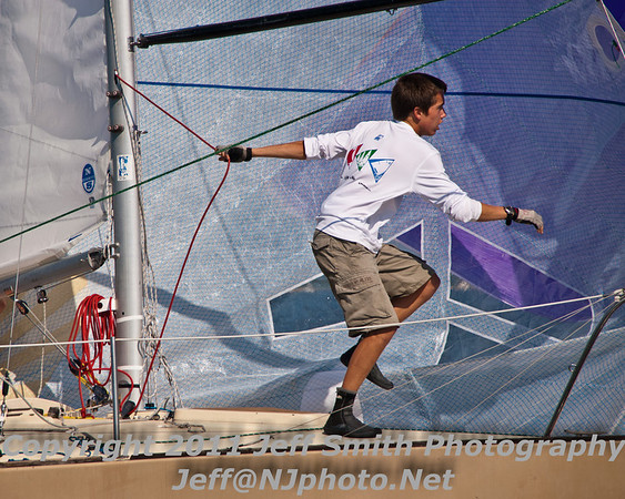 The 2011 Sandy Hook Bay Championship