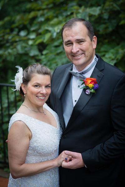 Tanya & Mike- Reston, VA Wedding