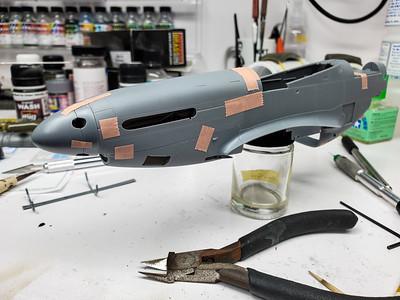 1/32 Tamiya P-51D-5 Mustang
