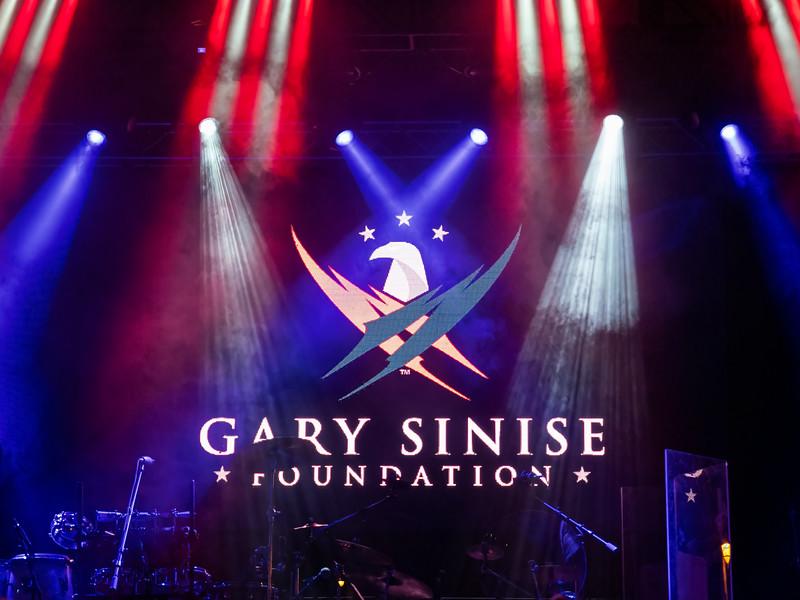 Gary Sinise's,  Lt.  Dan Band from the Gary Sinise Foundation