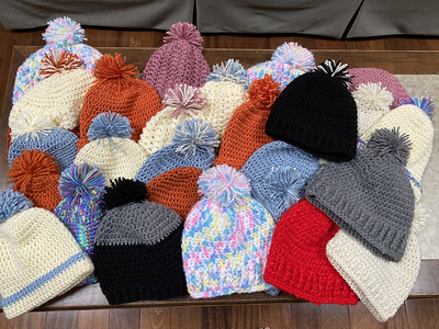 2020 - 2021 Hats