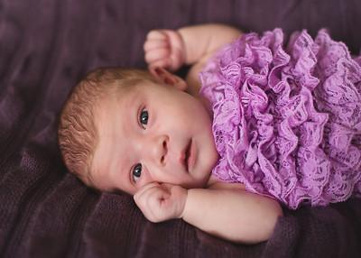 Elise Newborn Session