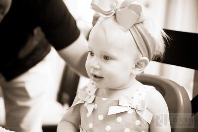 Elyse First Birthday