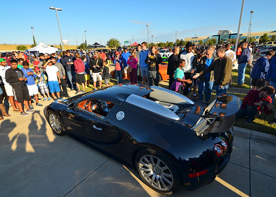 Cars and Coffee - October 2014